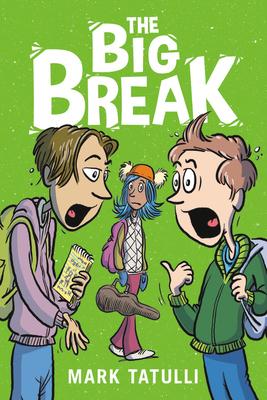 The Big Break Cover Image