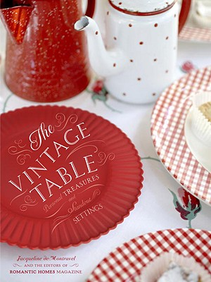 The Vintage Table Cover