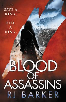 Blood of Assassins (The Wounded Kingdom #2) Cover Image
