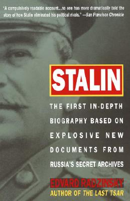 Stalin: The First In-Depth Biography Based on Explosive New Documents from Russia's Secret Archives Cover Image