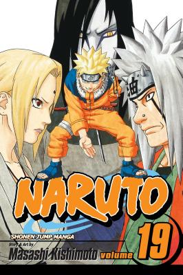 Naruto, Vol. 19 cover image
