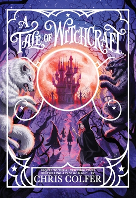 A Tale of Witchcraft... (A Tale of Magic... #2) Cover Image