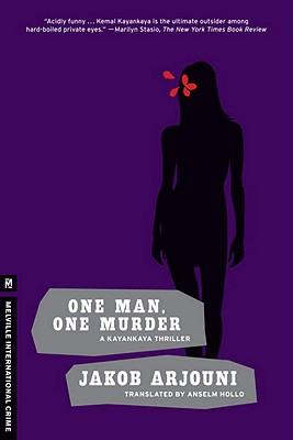 One Man, One Murder Cover