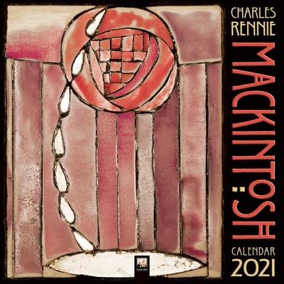 Charles Rennie Mackintosh Wall Calendar 2021 (Art Calendar) Cover Image