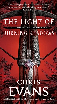 The Light of Burning Shadows Cover