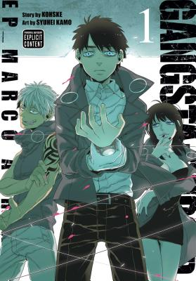 Gangsta: Cursed., Vol. 1: Ep_Marco Adriano Cover Image