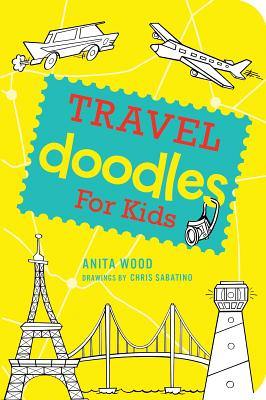 Travel Doodles for Kids Cover