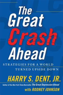 The Great Crash Ahead Cover