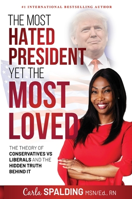 The Most Hated President, Yet the Most Loved: The Theory of Conservatives vs Liberals and the Hidden Truth Behind It Cover Image