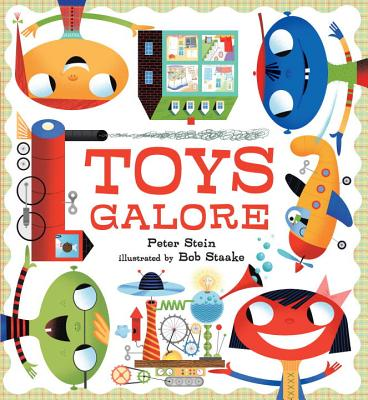 Toys Galore Cover Image