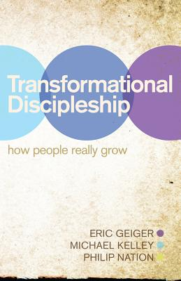 Cover for Transformational Discipleship