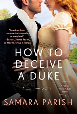 How to Deceive a Duke (Rebels with a Cause #2) Cover Image
