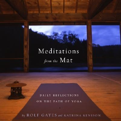 Meditations from the Mat Cover