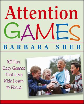 Attention Games Cover Image