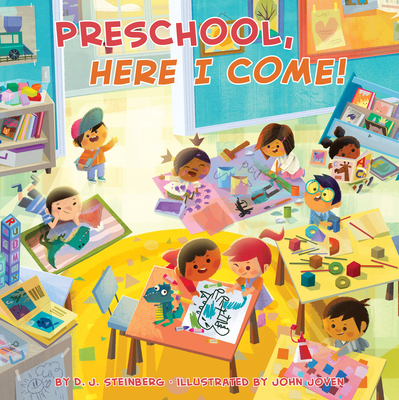 Preschool, Here I Come! Cover Image