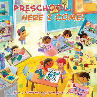 Preschool, Here I Come! Cover Image