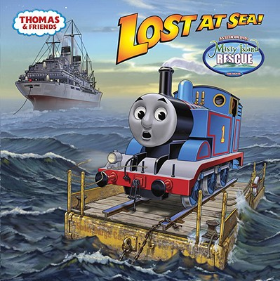 Lost at Sea! Cover