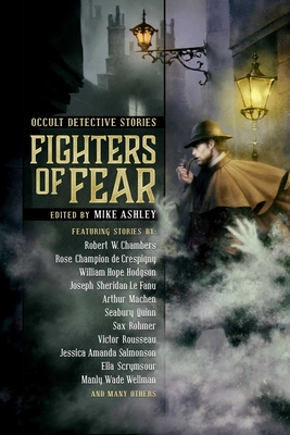 Cover for Fighters of Fear