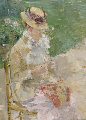 Morisot - Jeune Femme Cover Image