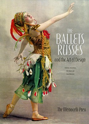 The Ballets Russes and the Art of Design Cover