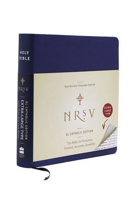XL Catholic Bible-NRSV Cover Image