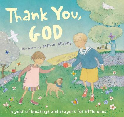 Thank You, God! Cover