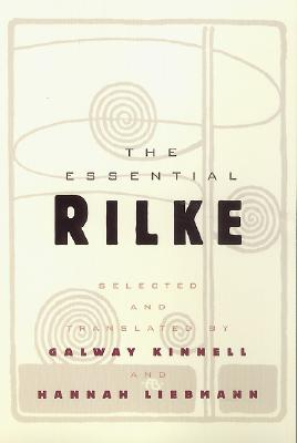 The Essential Rilke Cover