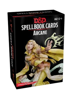 Spellbook Cards: Arcane (Dungeons & Dragons) Cover Image