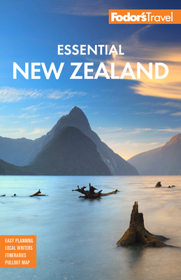 Fodor's Essential New Zealand Cover Image