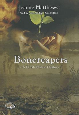 Bonereapers (Dinah Pelerin Mysteries (Audio)) Cover Image