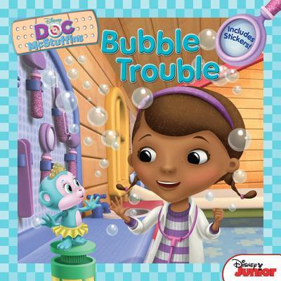 Doc McStuffins Bubble Trouble Cover