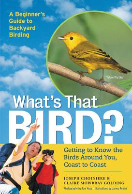 Cover for What's That Bird?