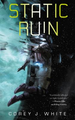 Cover for Static Ruin (The Voidwitch Saga #3)