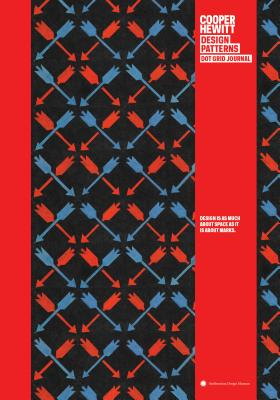 Cooper Hewitt Design Patterns Dot Grid Journal Cover Image