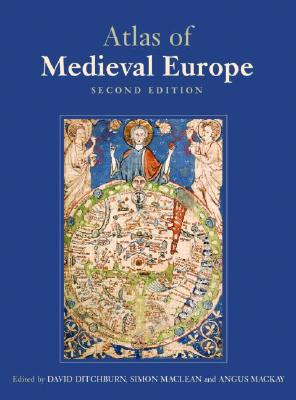 Atlas of Medieval Europe Cover Image