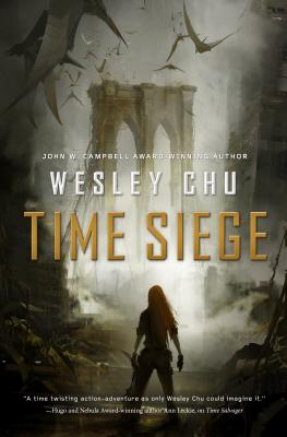 Time Siege (Time Salvager #2) Cover Image
