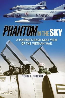 Cover for Phantom in the Sky