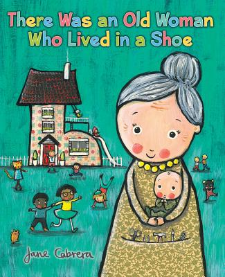 Cover for There Was an Old Woman Who Lived in a Shoe