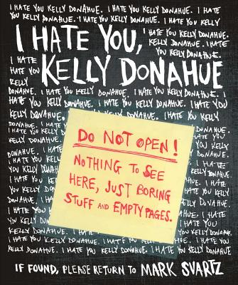 I Hate You, Kelly Donahue Cover