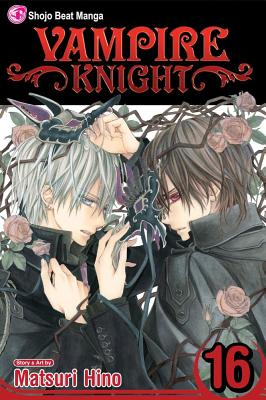 Vampire Knight, Volume 16 Cover