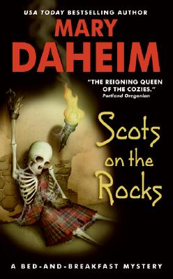 Scots on the Rocks (Bed-And-Breakfast Mysteries) Cover Image