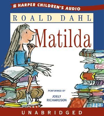 Matilda CD: Matilda CD Cover Image