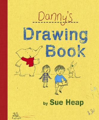Danny's Drawing Book Cover