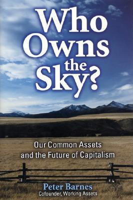 Cover for Who Owns the Sky?