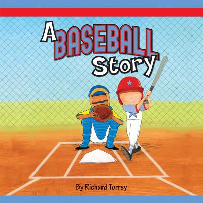 A Baseball Story Cover