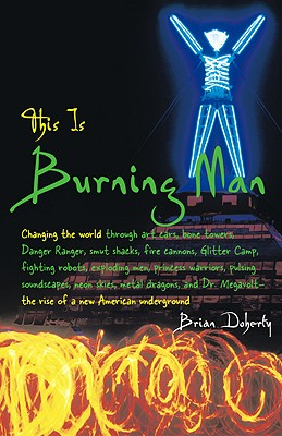 This Is Burning Man Cover