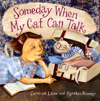 Someday When My Cat Can Talk Cover