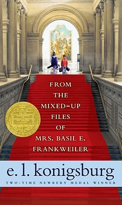 From the Mixed-Up Files of Mrs. Basil E. Frankweiler: 35th Anniversary Edition Cover Image