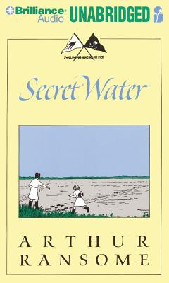 Secret Water (Swallows and Amazons #8) Cover Image