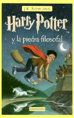Harry Potter y la Piedra Filosofal = Harry Potter and the Sorcerer's Stone Cover Image